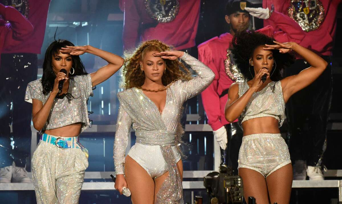 Destiny's Child and other Houston representers made Rolling Stone's 'Greatest Albums of All Time' list.  (Photo by Kevin Mazur/Getty Images for Coachella)