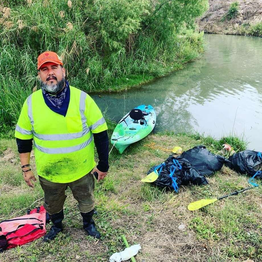 """At Thursday's Jefferson Awards, Luis """"Big Lou"""" Ramirez will be honored for his work with Keep Laredo Beautiful. Photo: Courtesy Photo"""