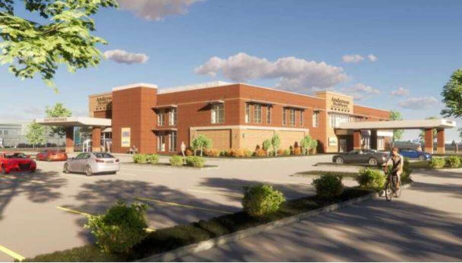 Plans have been announced for a $20 million, 50,000-square-foot addition to the Anderson Healthcare Goshen Campus in Edwardsville. Ground breaking is planned for next summer. Photo: Courtesy Of Anderson Healthcare