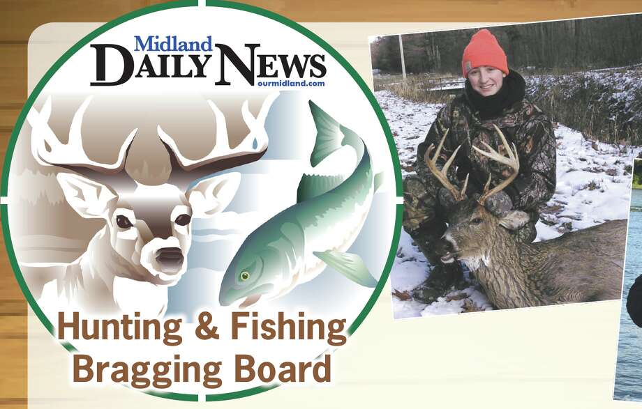 Submit a photo for the Hunting & Fishing Bragging Board. Photo: Midland Daily News