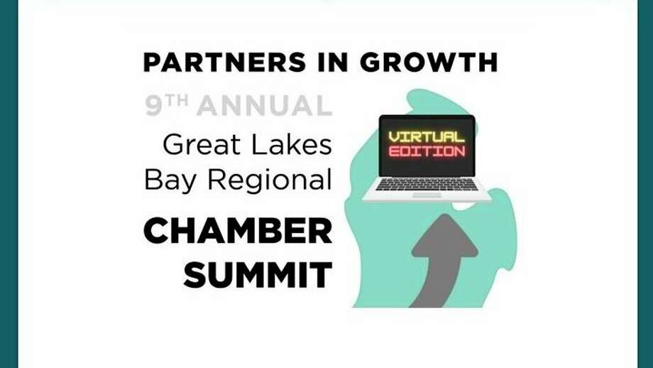 The 9th annual Great Lakes Bay Regional Chamber Summit will be held virtually this year for safety reasons. (Facebook photo/Midland Business Alliance)