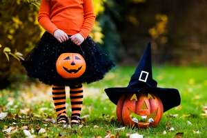 "Due to the coronavirus pandemic, people are advised to avoid door-to-door trick-or-treating, ""trunk-or-treat"" events and large Halloween gatherings this year."