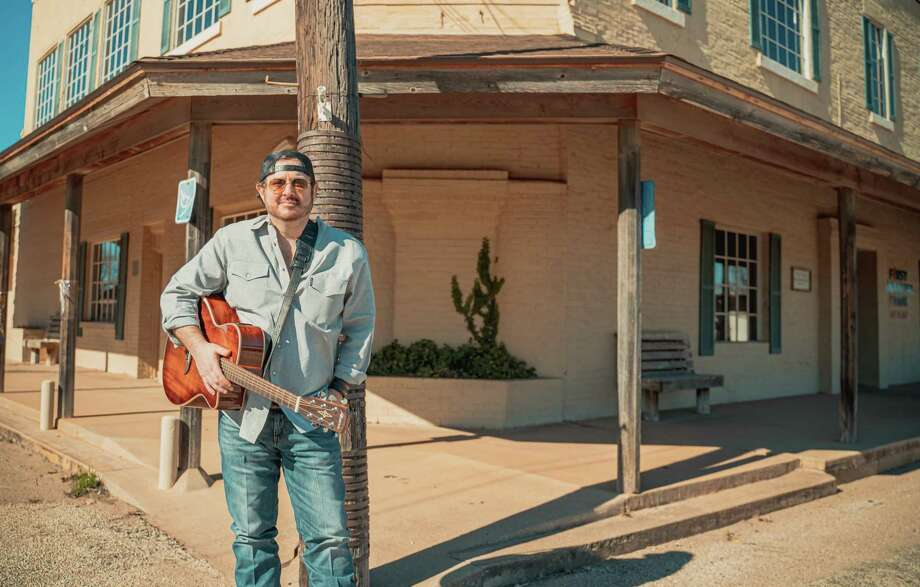 "Texas Country Music artist Scott Hayley recently released his first single - ""Truth About Texas."" Photo: Courtesy Photo"
