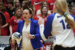 Friendswood head coach Sarah Paulk hopes to guide her team to another Class 5A state volleyball tournament appearance this year.