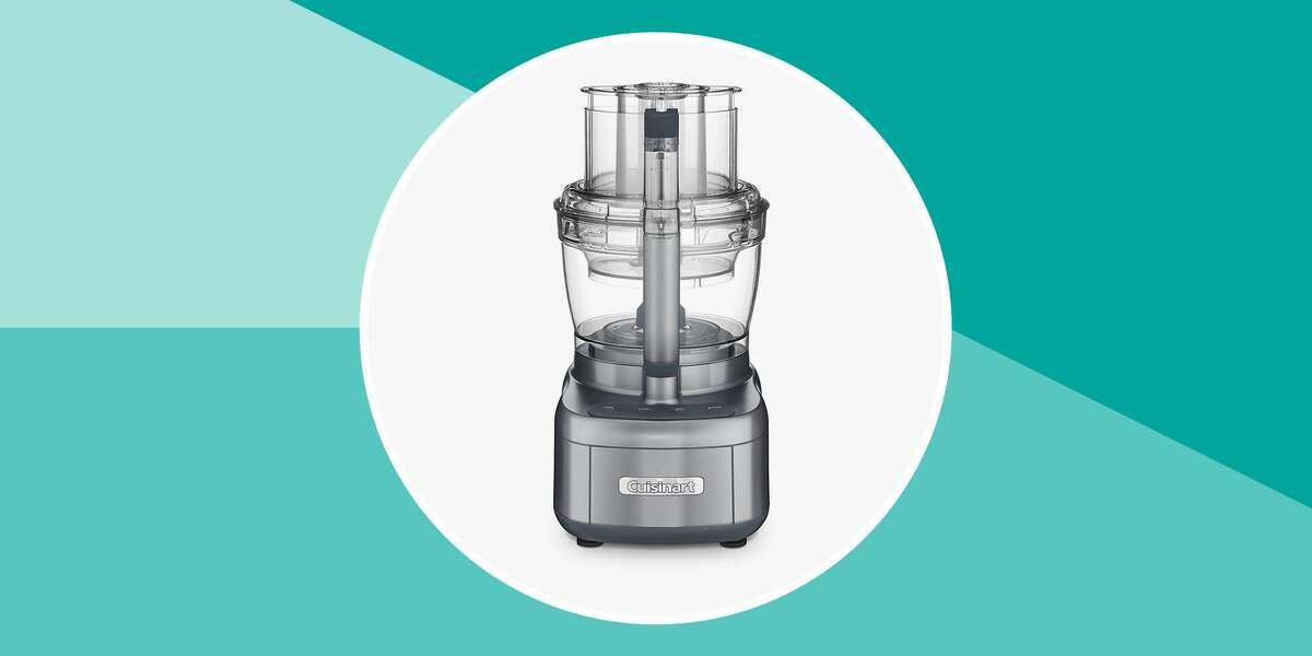 5 Best Food Processors To Make Dinner Prep So Easy: They can chop your veggies, purée soup, and shred cheese-making dinner has never been easier.