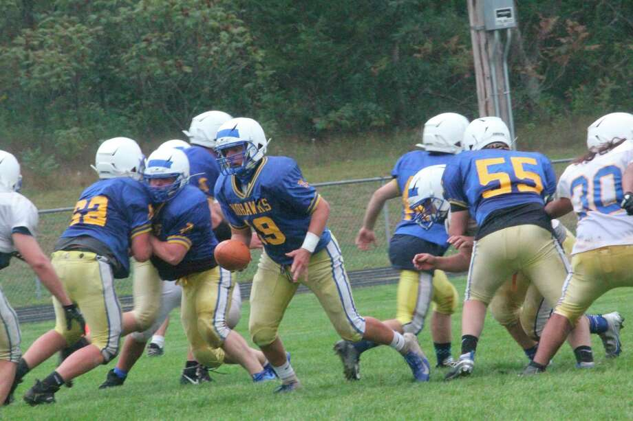 Morley Stanwood is practicing this week for its showdown against White Cloud. (Pioneer file photo)