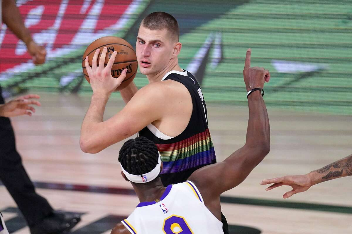 Nikola Jokic and the Nuggets will try to even their series with the Lakers in Game 4 of the Western Conference finals at 6 p.m. Thursday (TNT).