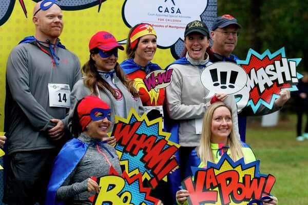 CASA Superhero Run.