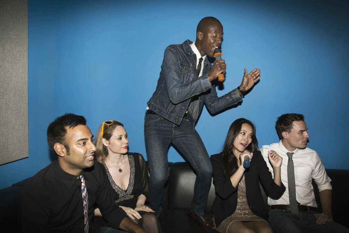 Sing Along Karaoke is offering private one-hour karaoke sessions for groups of up to 5 people.