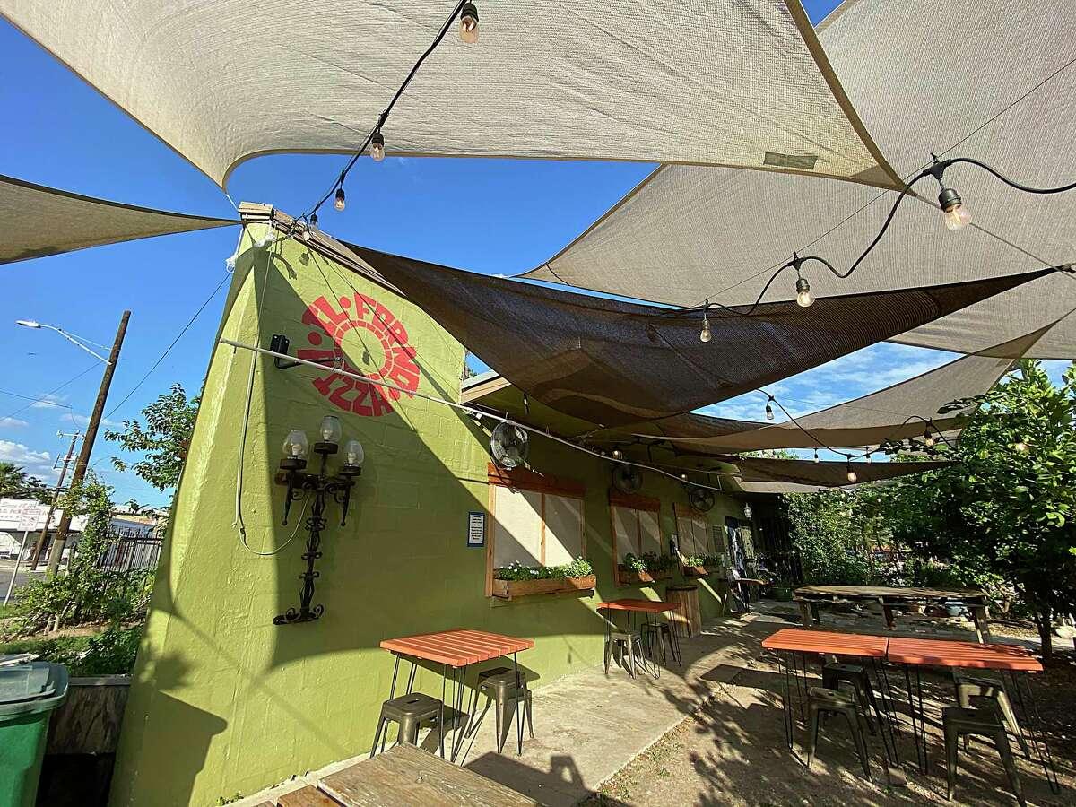 Il Forno is a San Antonio pizzeria from chef Michael Sohocki.