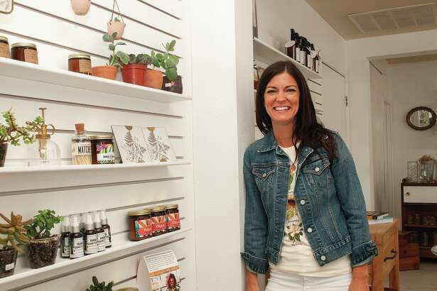 Rachel Kesler, founder of A Bloom Bar, has turned a hobby into a business that not only fuels her passion for flowers but allows her to work with other local businesses.