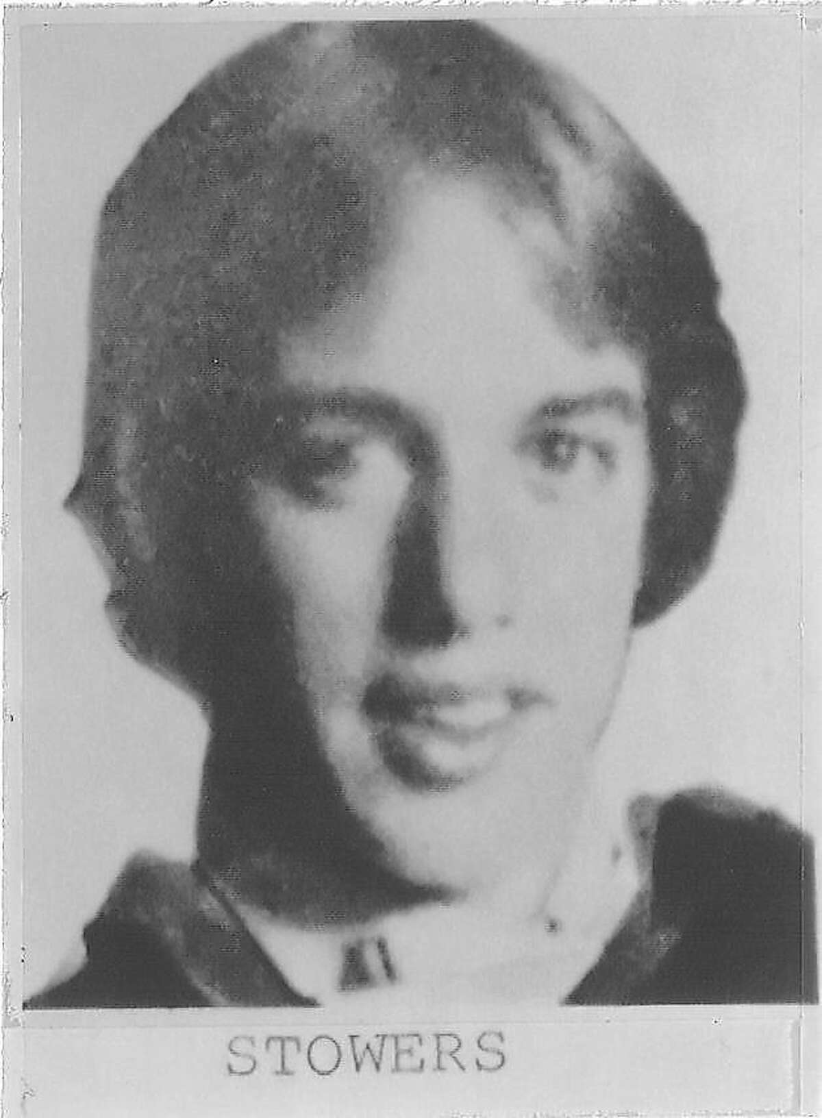 Richard Stowers, 19, of Petaluma, was shot to death, along with his fiance, Cynthia Moreland, on Mount Wittenberg at Point Reyes National Seashore on Oct. 11, 1980, by the Trailside Killer David Joseph Carpenter.