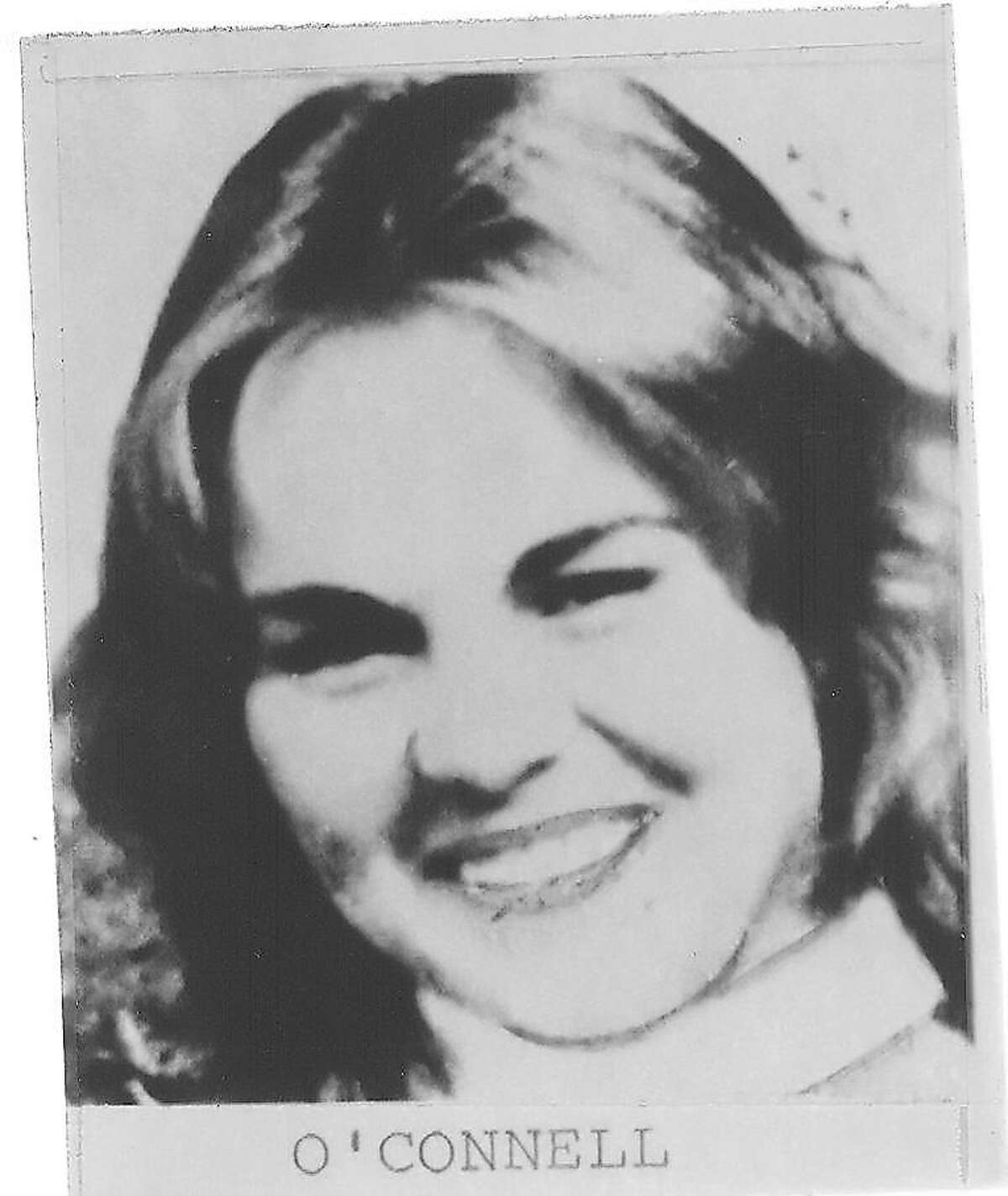 Diane Marie O'Connell, 22, of San Jose was shot to death, along with Shauna May, on Mount Wittenberg at Point Reyes National Seashore on Nov. 28, 1980, by the Trailside Killer David Joseph Carpenter.