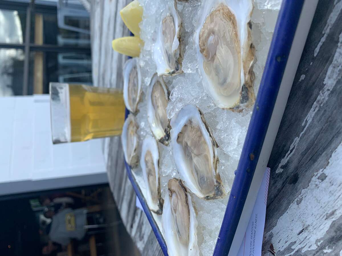 The Portland Oyster House in Maine is known for their fresh, shucked bivalves.