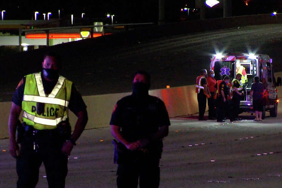 A teenager was killed Wednesday night after getting hit by a vehicle on a West Side highway.