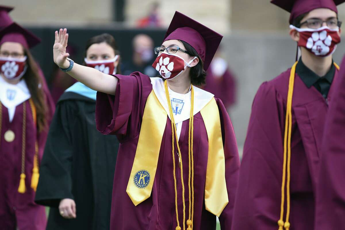 U.S. News & World Report ranked Cy-Fair High School among the top 3,500 high schools in America.