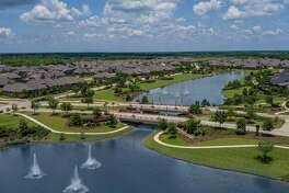 Serenity at Meridiana residents will enjoy 100-plus acres of parks and other outdoor amenities.
