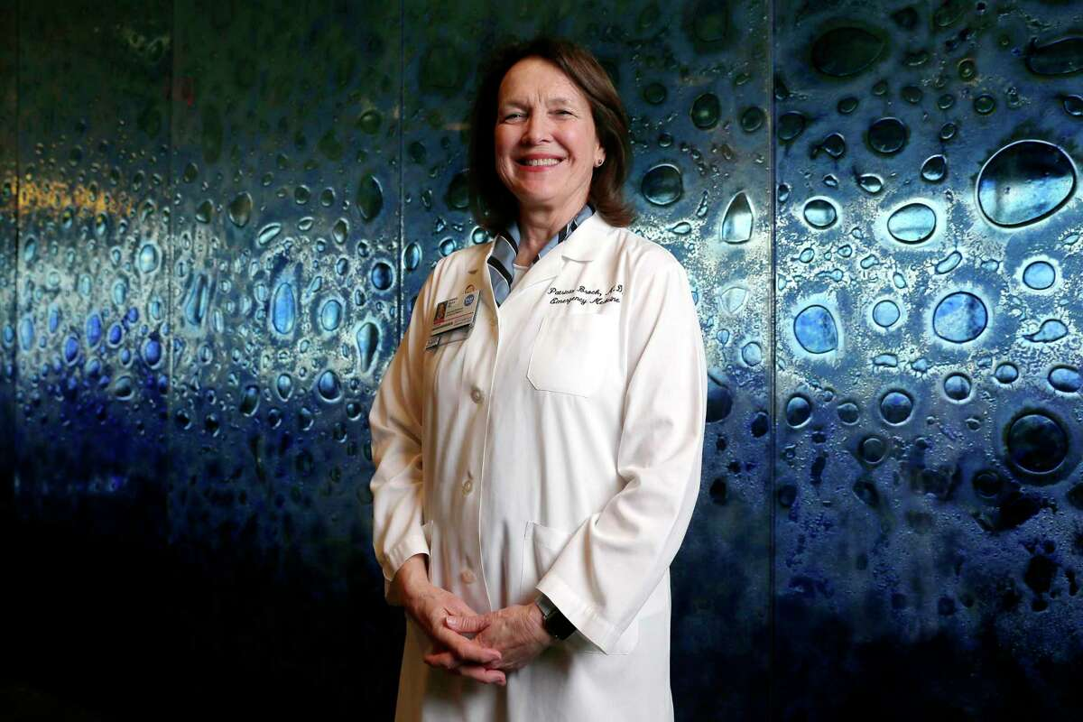 Dr. Patricia Brock Howard, a surgeon and professor who started two medical nonprofits.