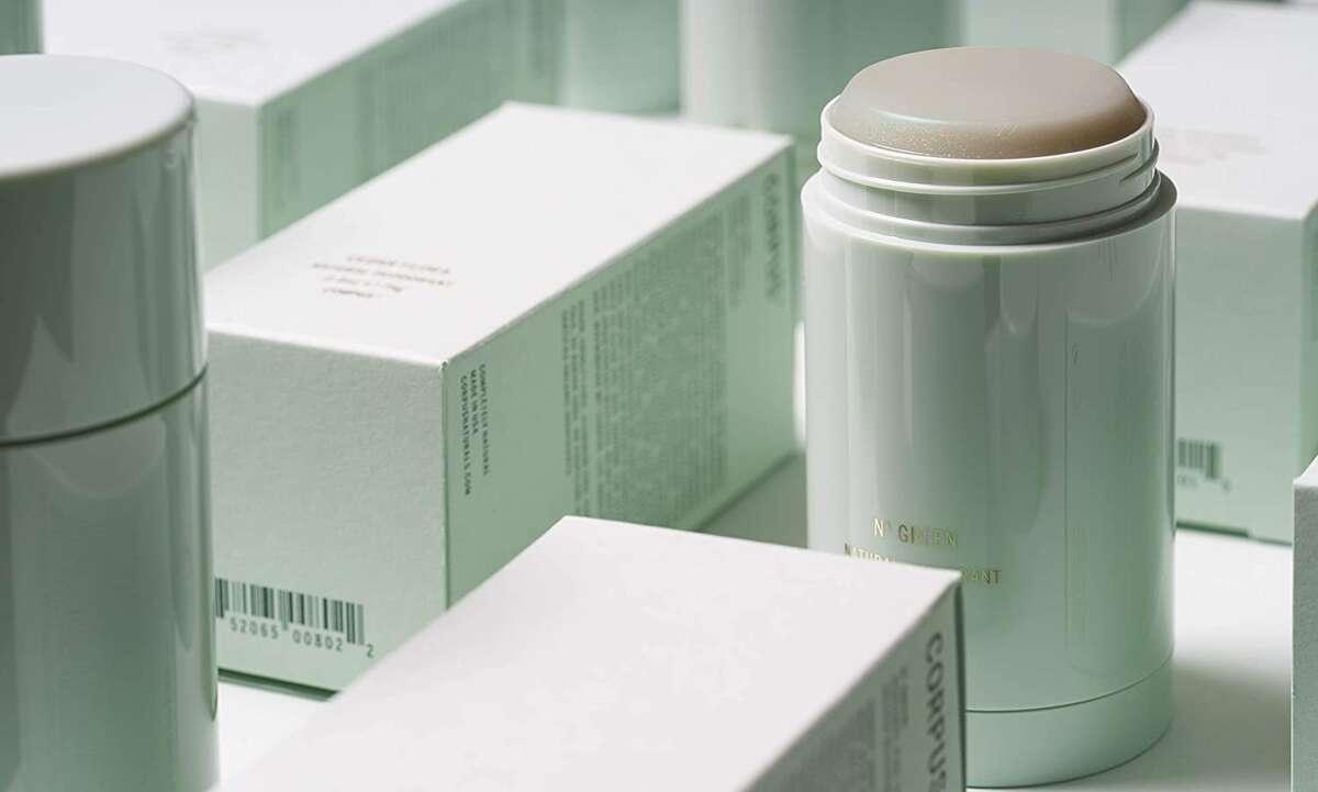 CORPUS - Natural Plant-Based Deodorant, $24 on Amazon