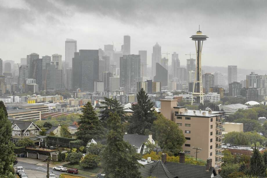 Seattle could see 40 mph winds on Sept. 24 as storm rolls through. Photo: Richard Wellenberger/Getty Images/iStockphoto