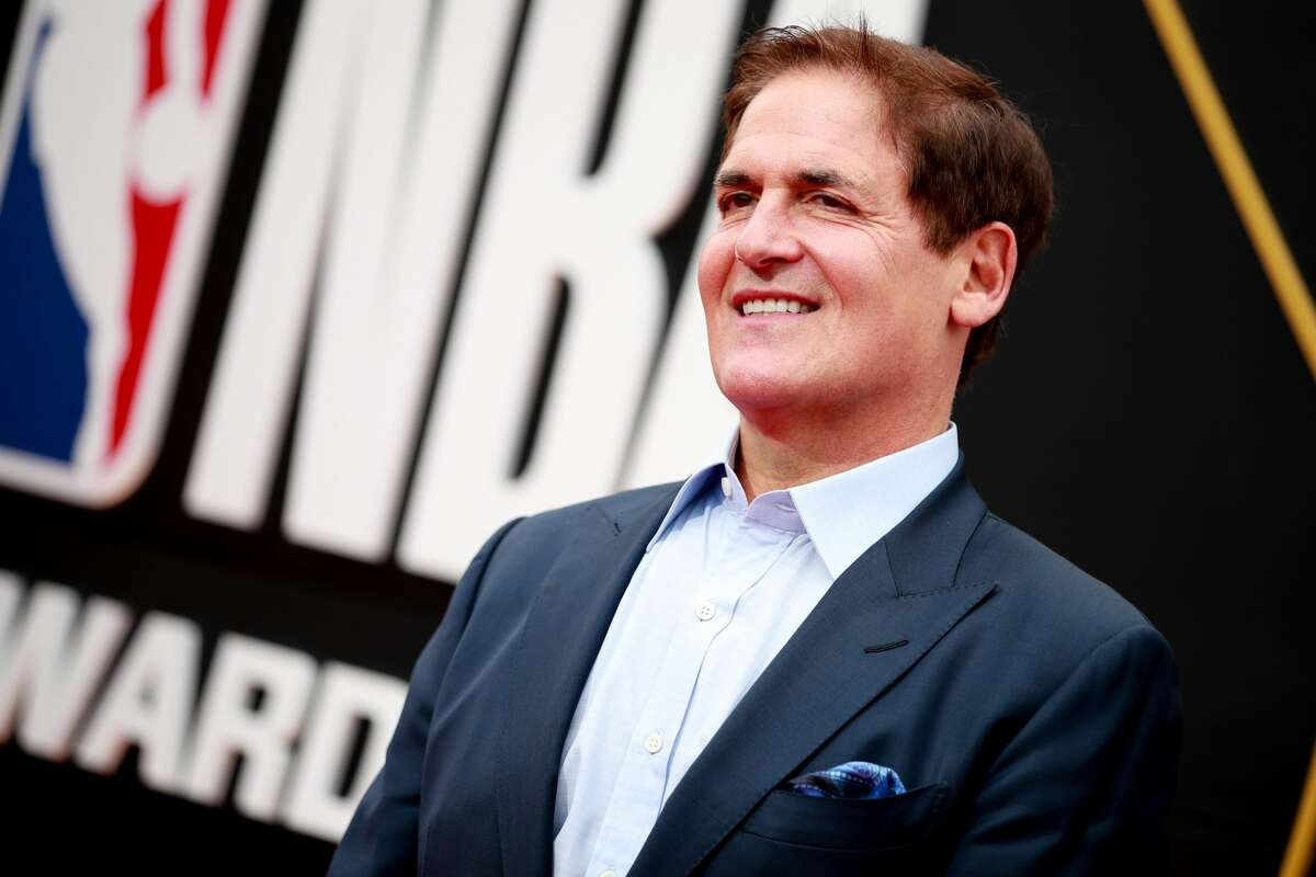 Self-made billionaire Mark Cuban advocated for American families again by recommending that each household in America should receive a $1,000 stimulus check every two weeks for the next two months, according to CNBC's Taylor Locke.