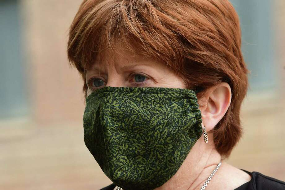 """Albany Mayor Kathy Sheehan's contact with the COVID-19-positive individual was """"very minimal and this voluntary precautionary quarantine is taking place out of an abundance of caution."""" Photo: Lori Van Buren, Albany Times Union"""