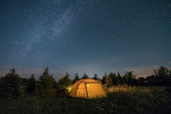 Coleman Gas Camping Stove at Amazon