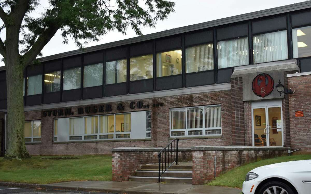 The headquarters of Sturm Ruger in Fairfield, Conn.