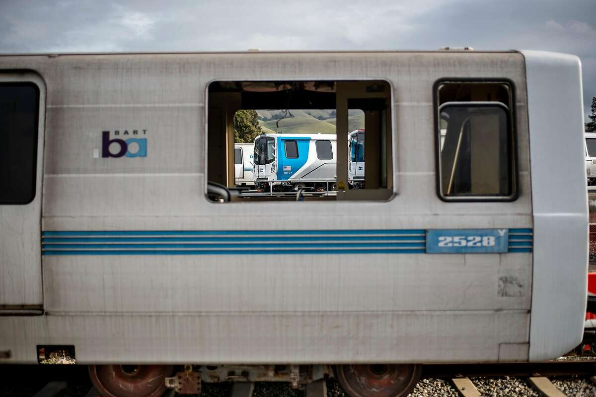 """BART's legacy car plan allows outsiders to """"extend the lives of decommissioned train cars in creative and innovative ways"""" as the transit agency slowly replaces more than 650 outdated cars with their new fleet."""