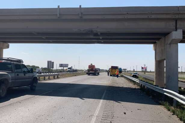 TxDOT reported Thrusday, Sept. 24, that a bridge strike has forced closure of westbound lanes of I-20 as well as overpass as Cotton Flat Road.