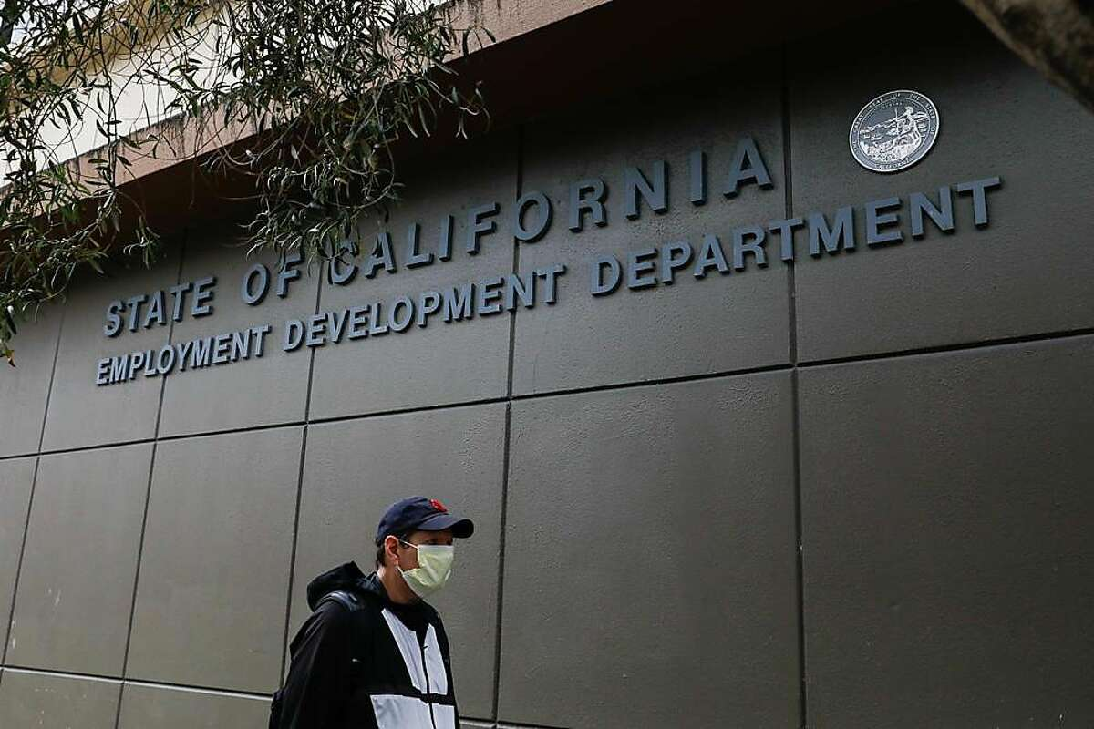 The state's Employ- ment Develop- ment Depart- ment, which handles unemploy- ment benefits, paid billions to fraudsters, officials said.