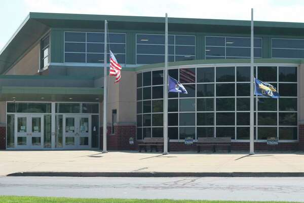 The Manistee Area Public Schools Board of Education approved a resolution for a bid from Truist Securities, Inc. to purchase bonds from the construction of the Manistee Middle High School building. The agreement will result in savings of about $1.28 million on the outstanding debt from the construction. (File photo)