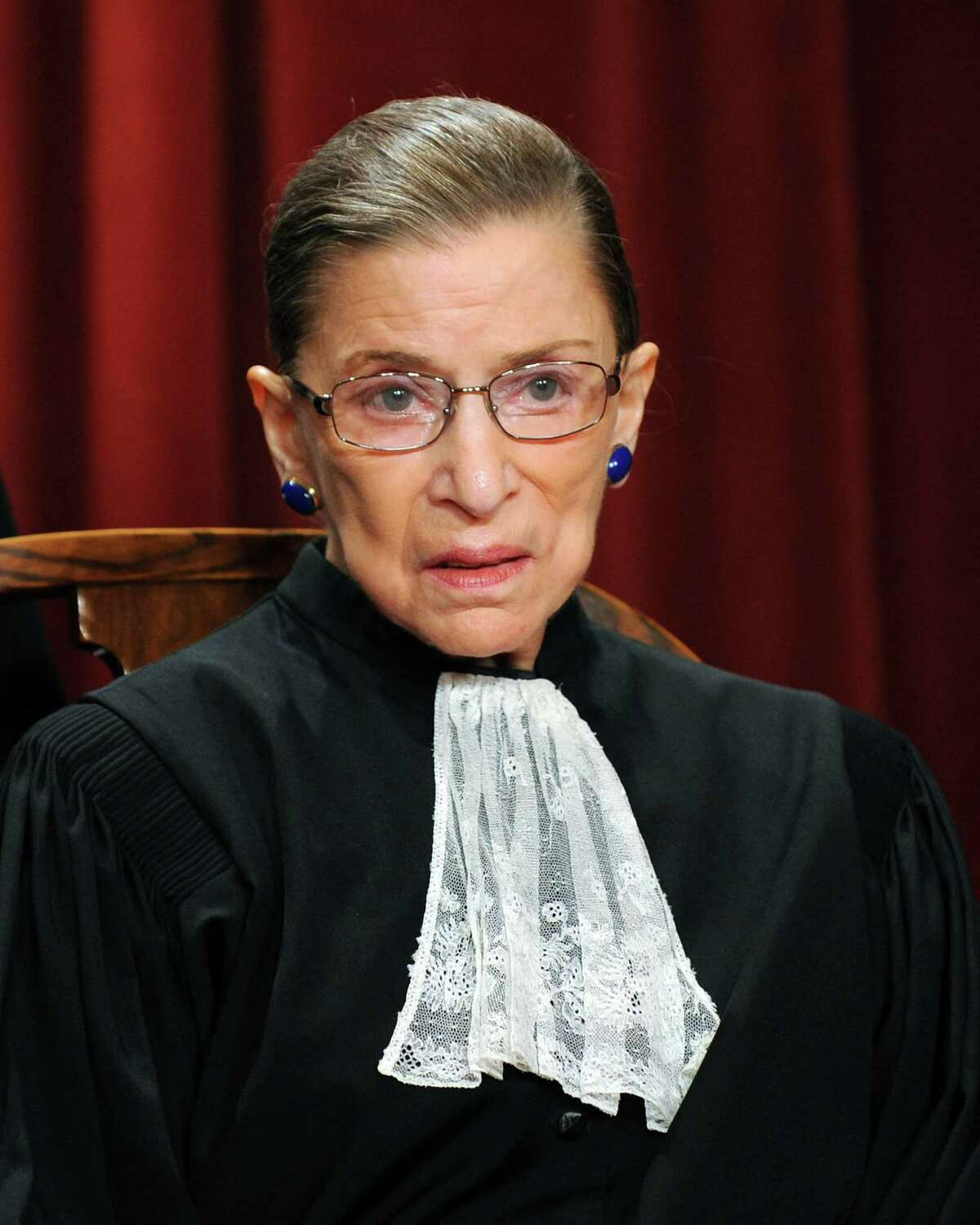 Despite graduating No. 1 in her law school class, Ruth Bader Ginsburg couldn't get a job - because she was a mother.