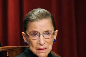 Despite graduating No. 1 in her law school class, Ruth Bader Ginsburg couldn't get a job — because she was a mother.