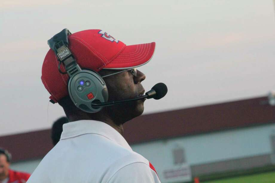 Chippewa Hills coach AJ Webley is looking for a win against Central Montcalm tonight. (Pioneer file photo)