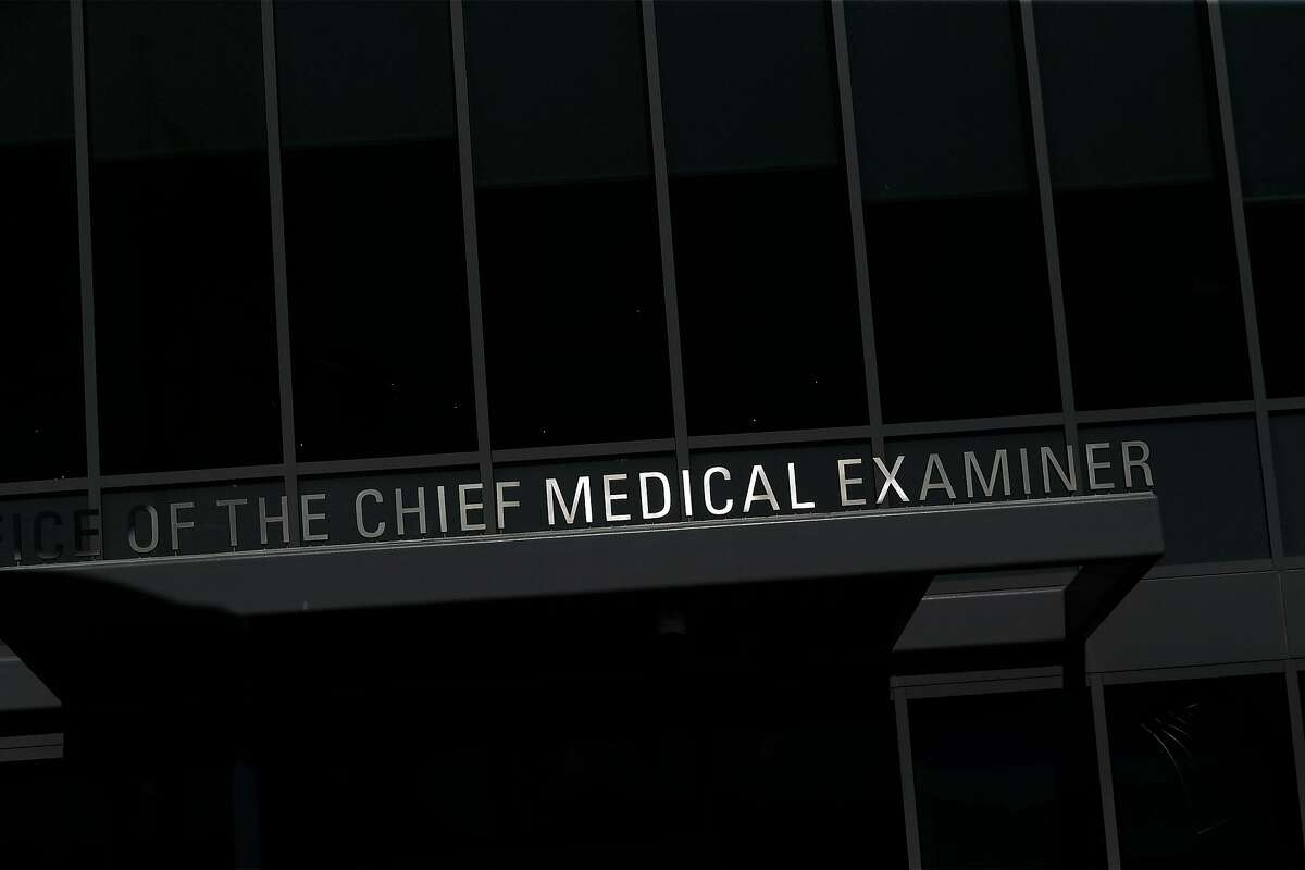 The Office of the Chief Medical Examiner at 1 Newhall Street in San Francisco, Calif., on Wednesday, September 23, 2020.
