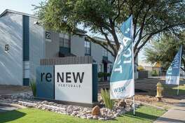 ReNew Scotsdale Apartments at 2613 Midland Drive. 09/23/2020 Tim Fischer/Reporter-Telegram