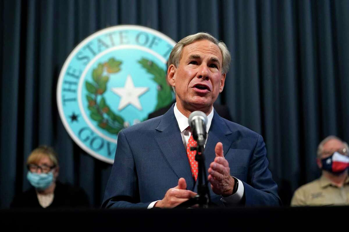 Gov. Abbott is using his Twitter account to share misinformation.
