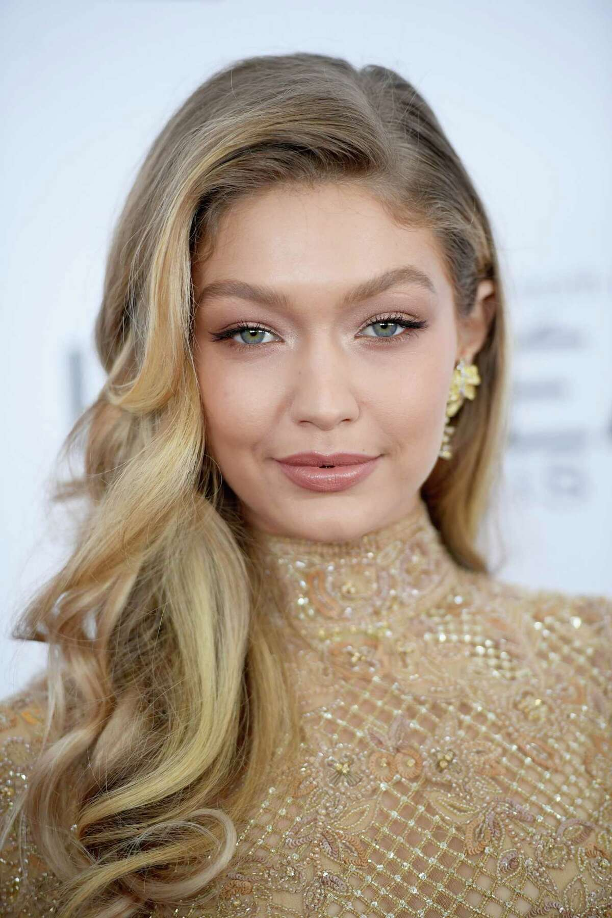 BROOKLYN, NY - NOVEMBER 13: Gigi Hadid attends Glamour's 2017 Women of The Year Awards at Kings Theatre on November 13, 2017 in Brooklyn, New York. (Photo by Dimitrios Kambouris/Getty Images for Glamour)