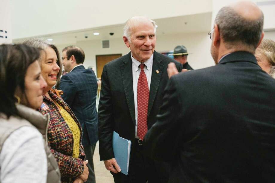 Rep. Steve Chabot, R-Ohio, campaigning in 2018. Photo: Photo For The Washington Post By Andrew Spear. / Andrew Spear
