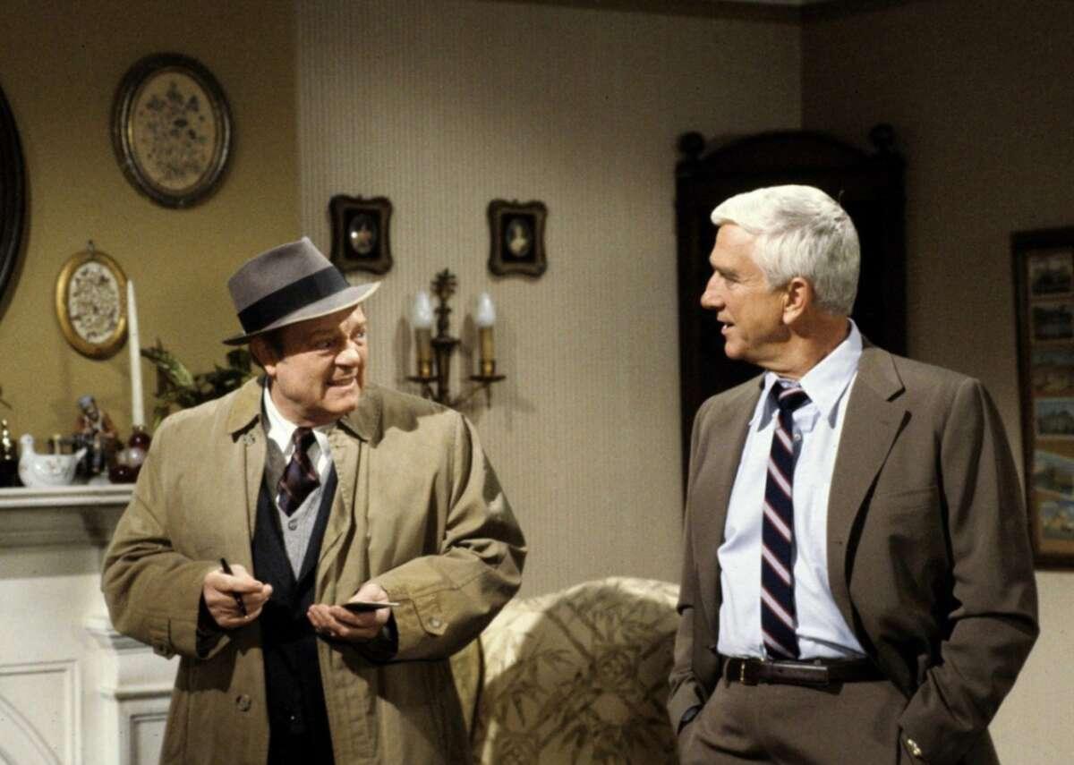 #3. Police Squad! (1982) - IMDb user rating: 8.4 - Votes: 15,466 ABC's