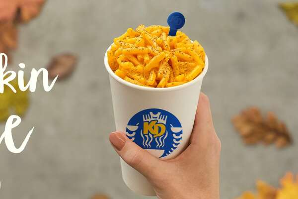 Kraft Dinner thinks the U.S. could use a little spice in their life and is taking a poll to see how many people would enjoy a nice warm bowl of Pumpkin Spice Mac and Cheese. The unusual pairing is coming to Canada first in October.