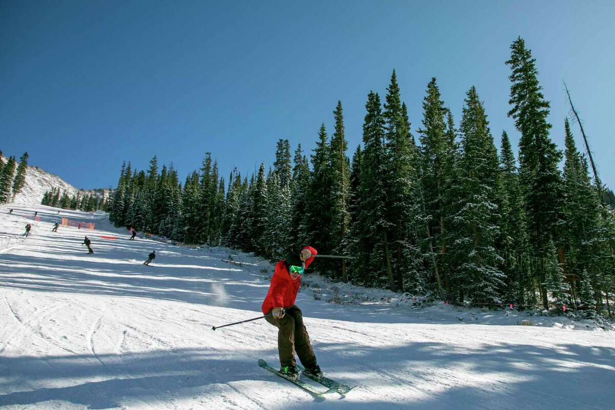 When Arapahoe Basin reopened for two weeks in May, its online reservations system crashed on the first day.