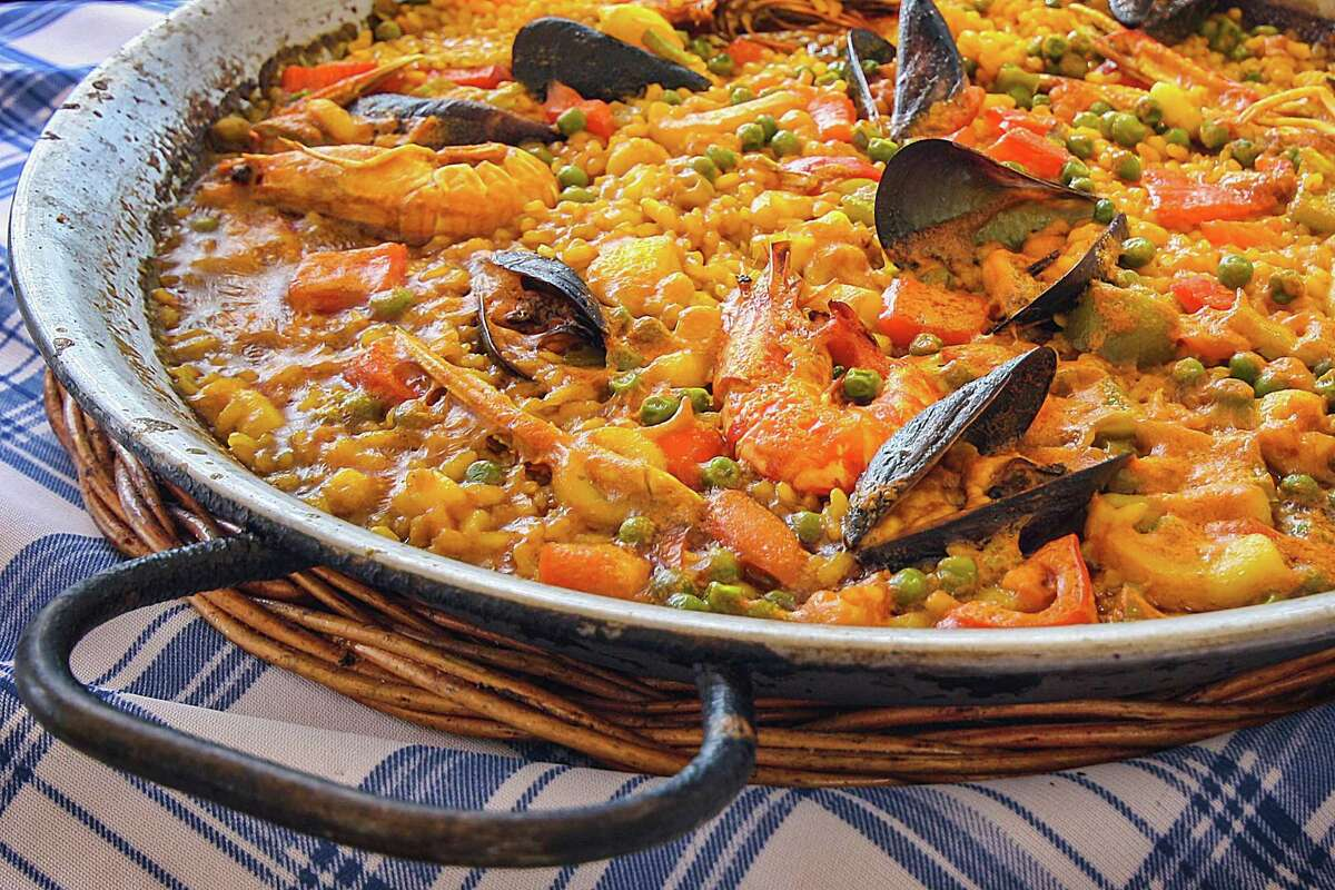 A paella pan is useful for so much more than preparing its namesake dish.
