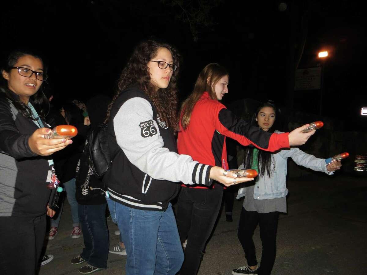 Alamo City Ghost Tours