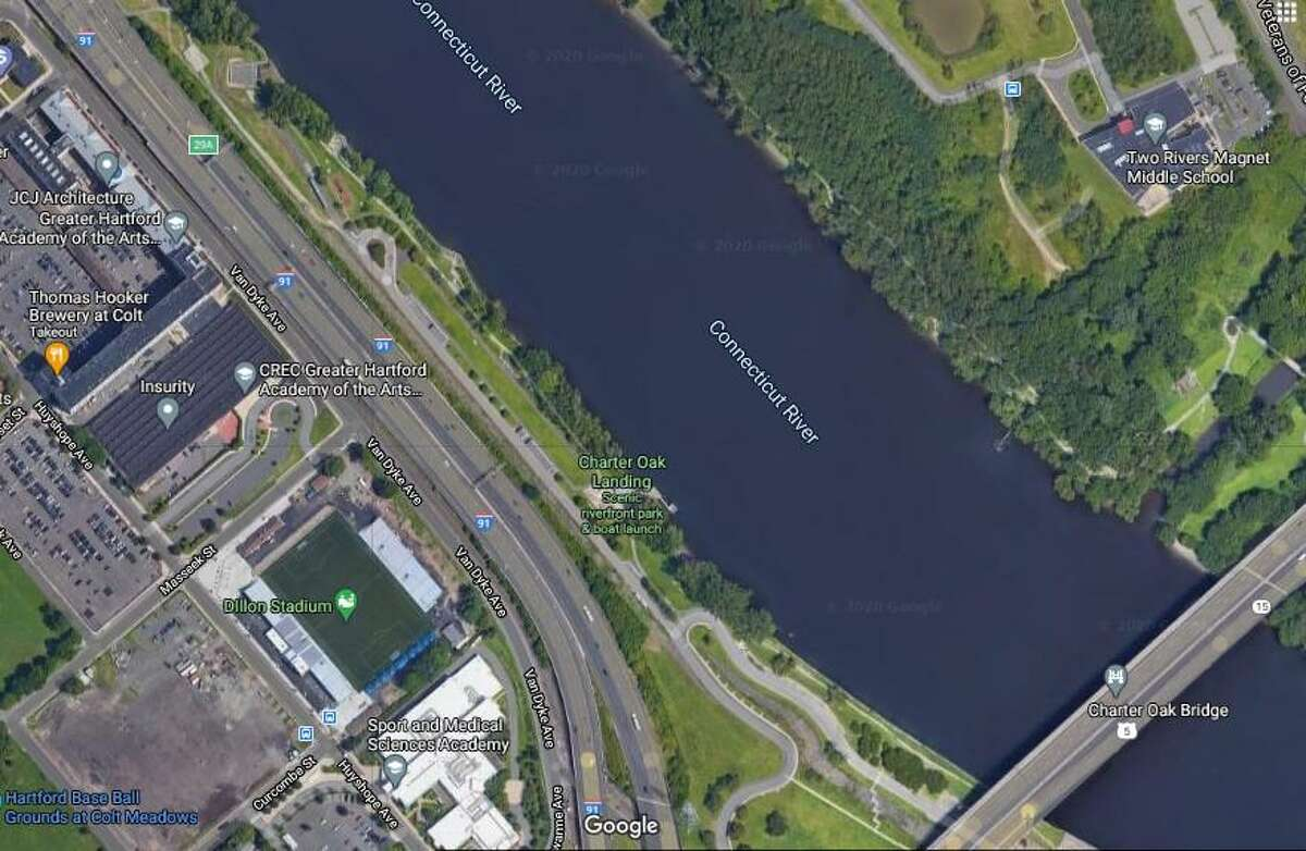 Police said a body was found in the Connecticut River on Friday, Sept. 25, 2020. The investigation is focused in the area of Charter Oak Landing on Reserve Road.