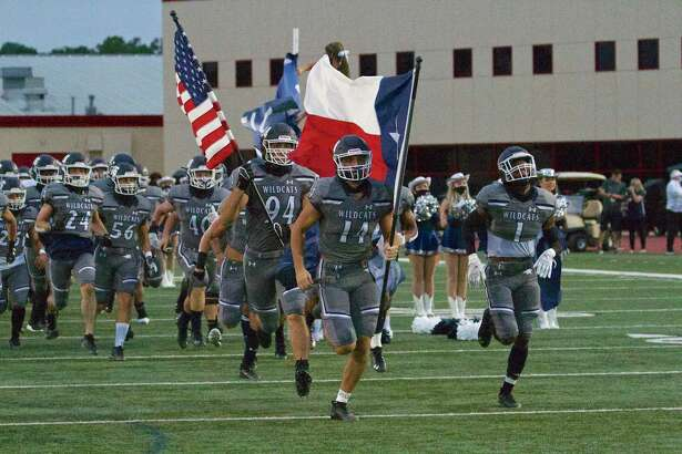 Tomball Memorial opened the 2020 season with a 55-7 non-district win over Langham Creek, Sept. 24, at Tomball ISD stadium with limited attendance and safety protocols in place amid COVID.