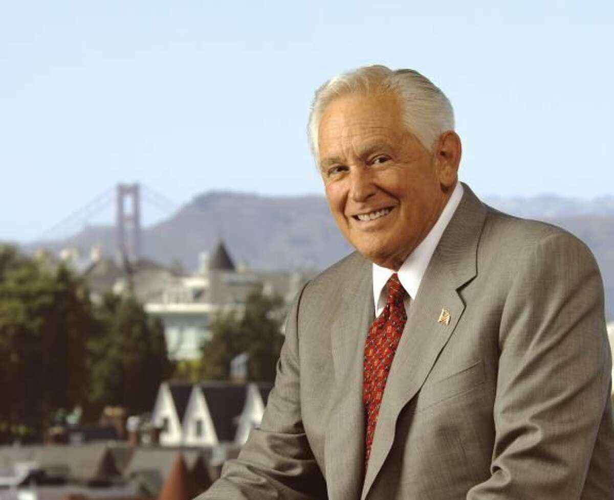 Art Dugoni was a longtime dean of the University of the Pacific School of Dentistry in San Francisco.