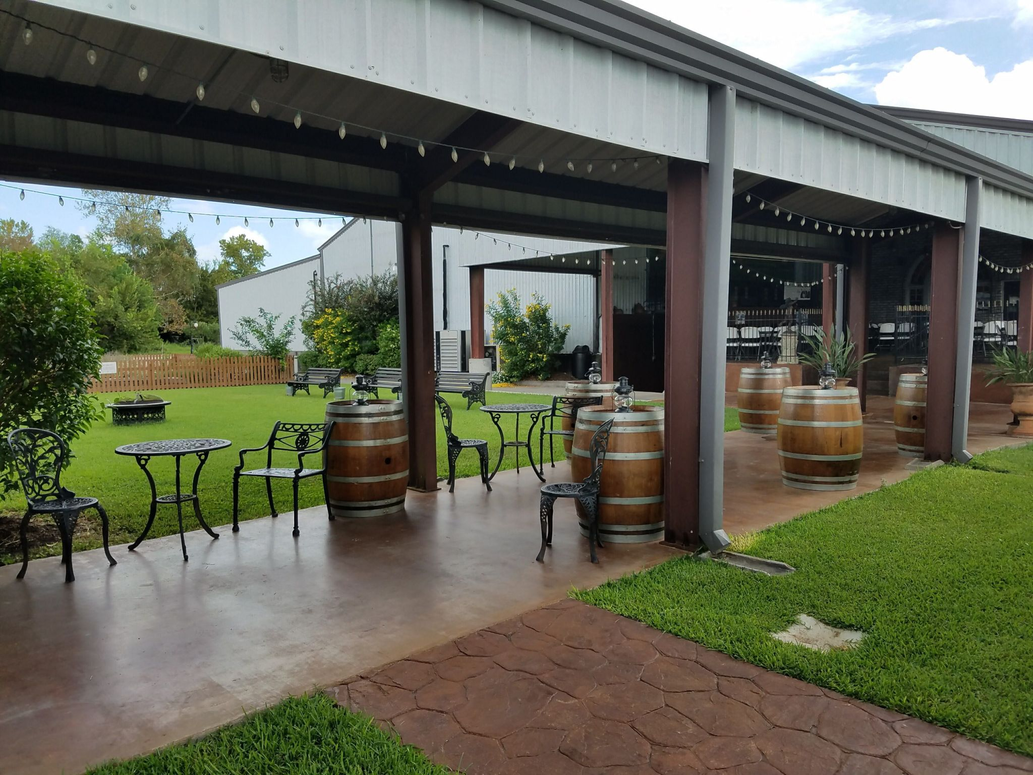Headed to the beach? Visit Galveston County's only winery