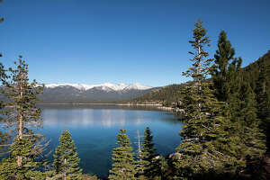 Lake Tahoe, California (Photo by Carol M. Highsmith/Buyenlarge/Getty Images)